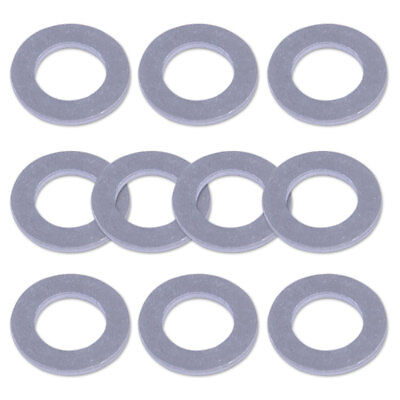 10pcs Engine Oil Drain Plug Crush Washer Gasket 9410914000 for Honda Acura 14mm