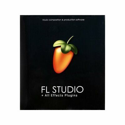Image Line FL Studio 20 + ALL Plugins (Download) Groove Production Software