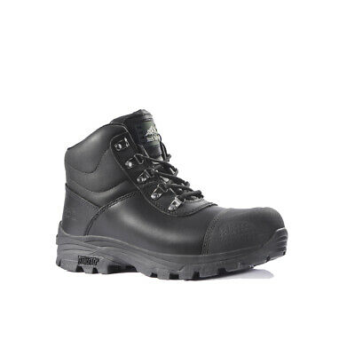 Business & Industrial Men's Shoes Friendly Rock Fall Texas Ii Brown S3 Hro Composite Toe Cap Safety Rigger Boots Work Boots
