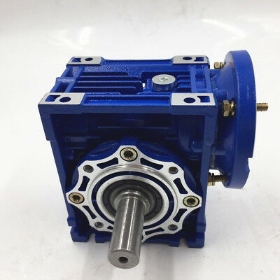 100:1 63B14 040 Worm Gear Speed Reduction Reducer  for Stepper Motors 1400r/min