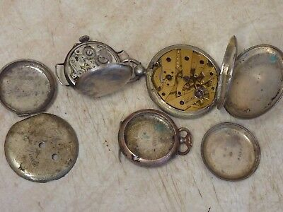 Old Silver ?????? Bits And Pieces