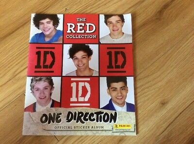 ONE DIRECTION PANINI STICKERS INDIVIDUAL BASE STICKERS PART 4