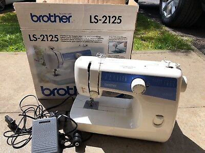 Brother Sewing Machine Ls - 2125
