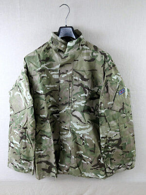 GB Combat Jacket TEMPERATE WEATHER MTP Multicam Jacke Tarnjacke 170/112 (XL)