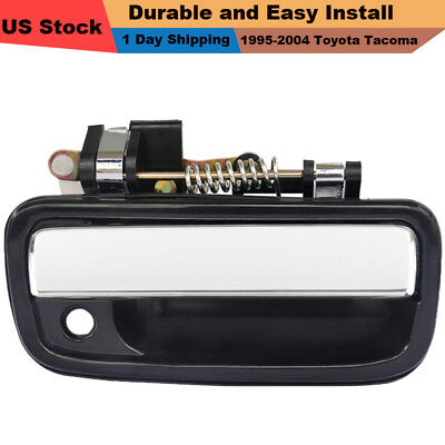 Exterior Chrome Front Right Passenge Side Door Handle For 95-04 Toyota Tacoma