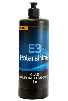 Mirka Polarshine E3 Glass Polishing Compound 1L 7990310111