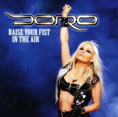 Doro-Raise Your Fist In The Air (Ita)  (Uk Import)  Cds New