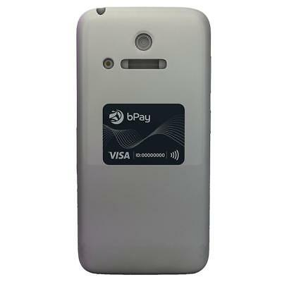 bPay by Barclaycard Z0301000 Sticker Contactless Payment Device for Smartphone