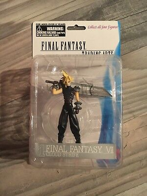Final Fantasy Trading Arts Cloud Stife Final Fantasy VII