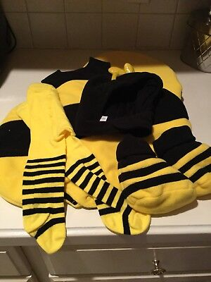 Children's Place Bumble Bee Costume For Baby 0-6 Months