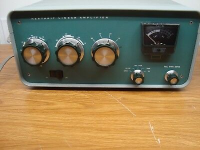 HEATHKIT SB 201 WITH 10 Meters And Harbach Fan And Upgrades Needs Tubes Sb 200