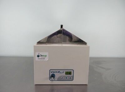 VWR Shaking Water Bath 89032-226 18L with Warranty SEE VIDEO