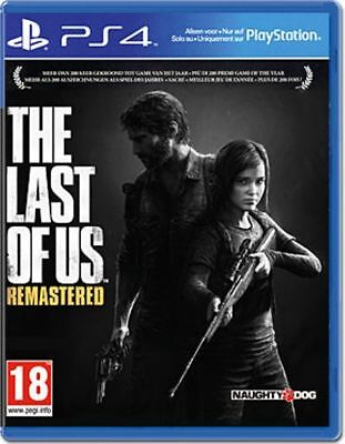 The Last of Us: Remastered (PS4) MINT - Same Day Dispatch Super Fast DELIVER