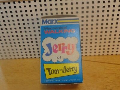 1974 Mechanical Walking Jerry by Marx Toys , IOB