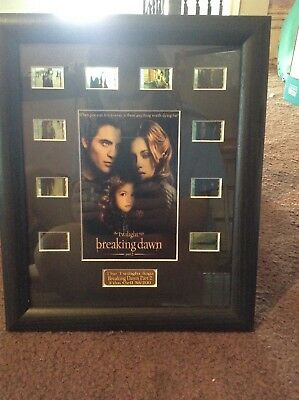 twilight breaking dawn film cell