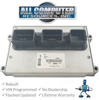 Engine Computer Programmed//Updated 2007 Ford Fusion 7U7A-12A650-CB VYA1 3.0L