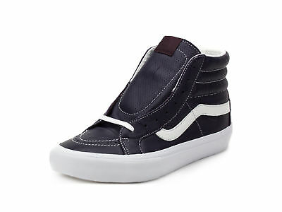 3a5ee8e69f Vans Mens Sk8-Hi Reissue VL Italian Leather Liz Purple VN0A3MV7R3P