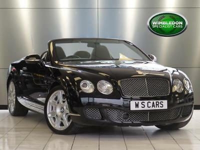 2010 Bentley Continental Gtc Mulliner Specification Convertible Petrol