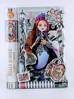 Ever After High Spring Unsprung Holly O' Hair Doll