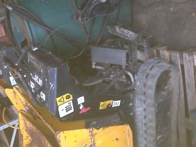 JCB Tracked Dumper HTD 5 parts wanted