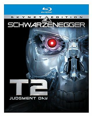 T2: Judgment Day Skynet Edition - Blu-ray (2009)