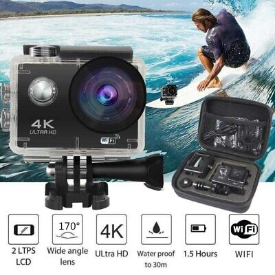 SJ9000 Wifi 1080P HD Sports Action Camera Ultra 4K Waterproof DVR Cam Camcorder