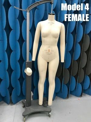 Full/Half Body Mannequin Female Male Clothes Display