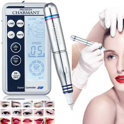 Eyebrow Makeup Body Tattoo Rotary Pen Pretty Machine Eyeline Lip Kit Permanent
