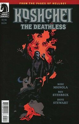 Koshchei the Deathless #4 (of 6) FC 32 pgs
