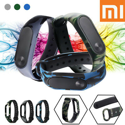 28 Color silicone Wrist Strap WristBand Bracelet Replacement For XIAOMI MIBand 2