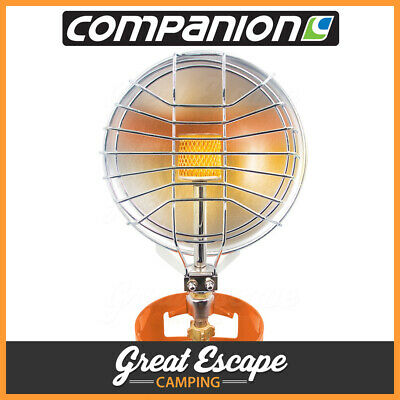 Companion Radiant LPG Gas Heater for camp, camping, outdoor COMP227