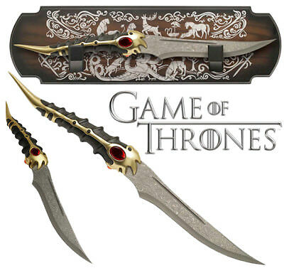Game of Thrones Littlefinger Killer Assassin Fantasy DragonDagger/KnifePre Order