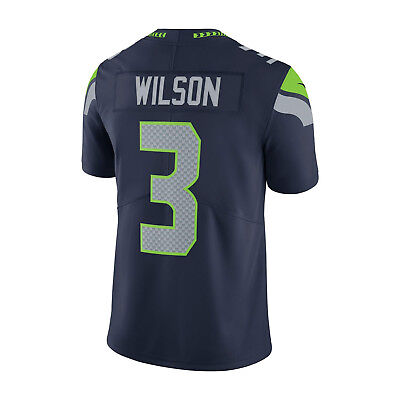 Seattle Seahawks NFL Trikot (limited) Russell Wilson neu in Größe XL
