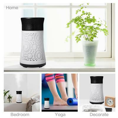 120ML Aroma Mist Diffuser Essential Oil Humidifier Air/Aromatherapy Purifier