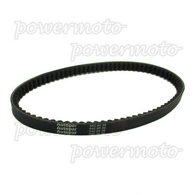 842 20 30 Scooter Belt For GY6 125cc 150cc 157QMJ Long Case Moped Scooter