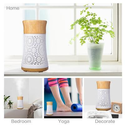 120ML Aroma Mist Diffuser Essential Oils Humidifier Air/Aromatherapy Purifier