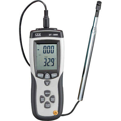 ATP Hot Wire USB Logging Thermo-anemometer AVM-8880