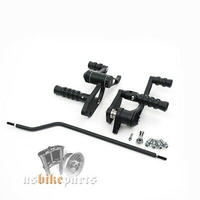 Rearset FXD 91-05 and FXDWG 1993-2002 black Harley-Davidson Dyna