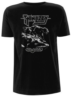 Thin Lizzy 'Nightlife' T-Shirt  - NEW & OFFICIAL!