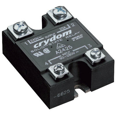 Crydom D2425 Solid State Relay 25A 3-32VDC