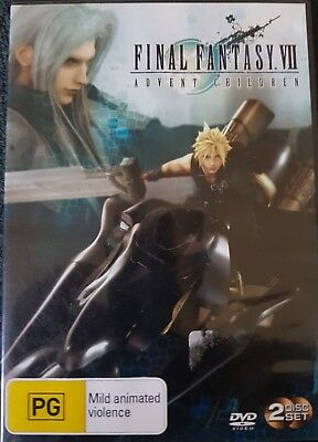 Final fantasy xii dvd