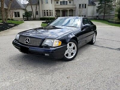 2000 Mercedes-Benz SL-Class  2000 Mercedes Benz SL500 Convertible 43k miles in Excellent Condition