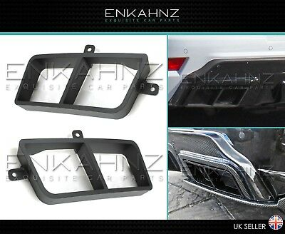 Range Rover Sport Barugzai Lm Bodykit Exhaust Tips Surrounds Gloss L494