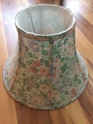 Laura Ashley Sycamore Periwinkle Quartet Floral Lamp Shade