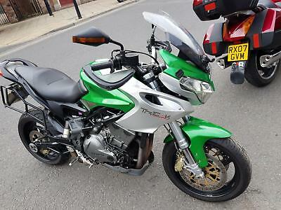 2008 08 Benelli Tre 1130 K, Trek, Tre1130K, Supermoto, Adventure Tourer Enduro