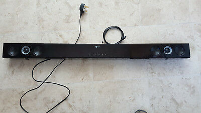 Sound Bar Lg Nb3520a 300w 2 1ch With Wireless Subwoofer W Remote Optical Cable