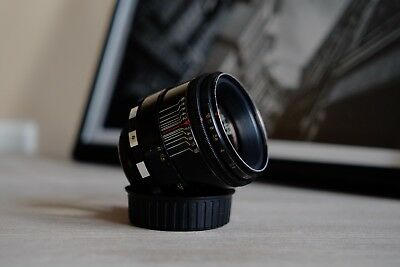 Helios 44-2 58mm f2 Zebra M42 (Early version: Serial: 00)
