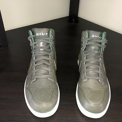 newest a2964 20df1 Premium Nike Dunk High SP TZ Sequoia Size 10