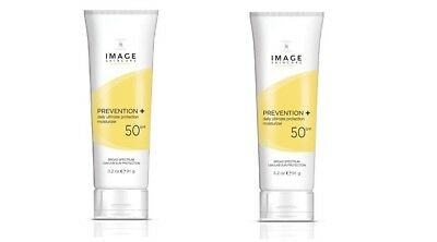 IMAGE Skincare Prevention+ Daily Ultimate Protection Moisturizer SPF 50 - 2 Pack