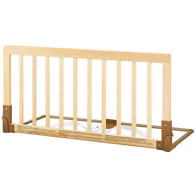 BabyDan Natural Wooden Bed Guard-Hardly Used- Very Good Condition